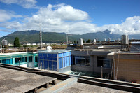 Views from the rooftop of our house in LiJiang